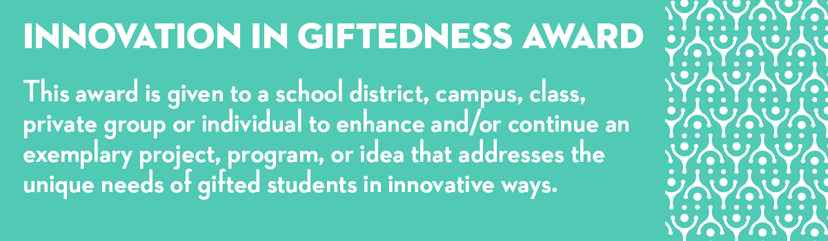 Serving Gifted Students In General Ed >> Texas Association For The Gifted Talented